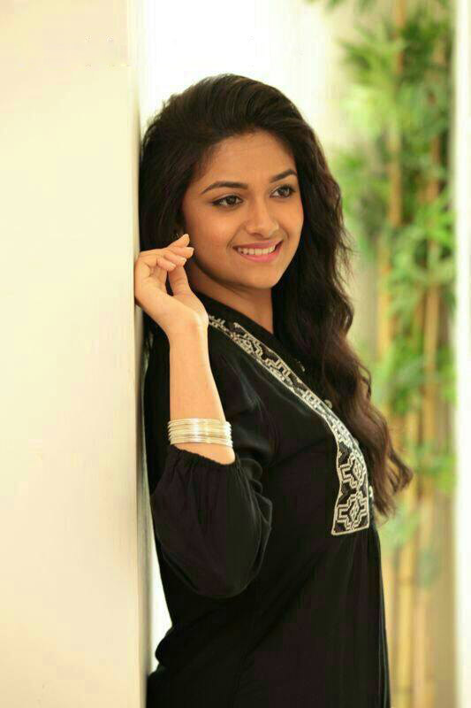 Keerthy Suresh New 2016 Photos | Music Daddy