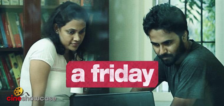 A Friday Malayalam Short Fiction
