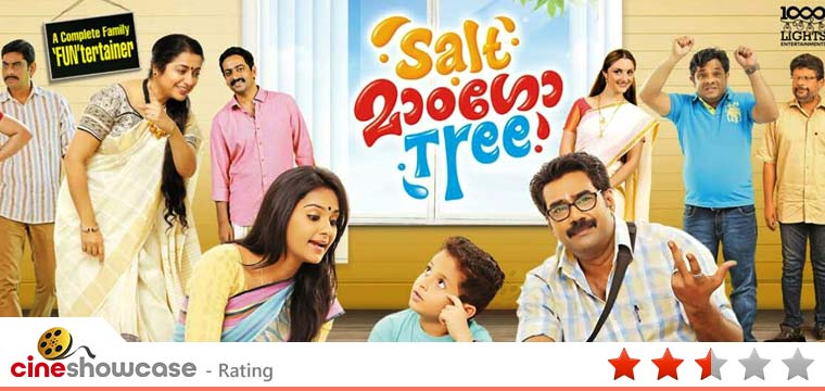 Salt Mango Tree Movie Review
