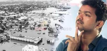 Vijay donated 5 crore rupees to Chennai