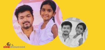 Vijay's daughter to make her debut with Theri